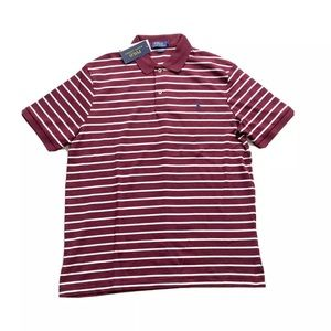 Polo Ralph Lauren Soft Touch Striped Polo Shirt